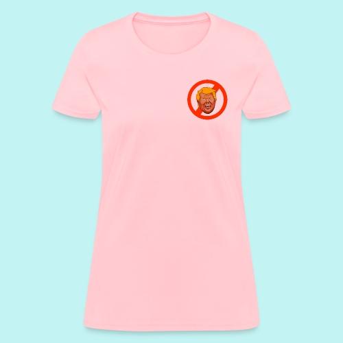 Dump Trump - Women's T-Shirt
