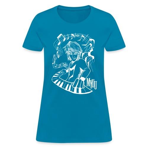 MCP Design white - Women's T-Shirt