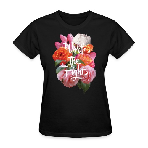 worth the fight - Women's T-Shirt