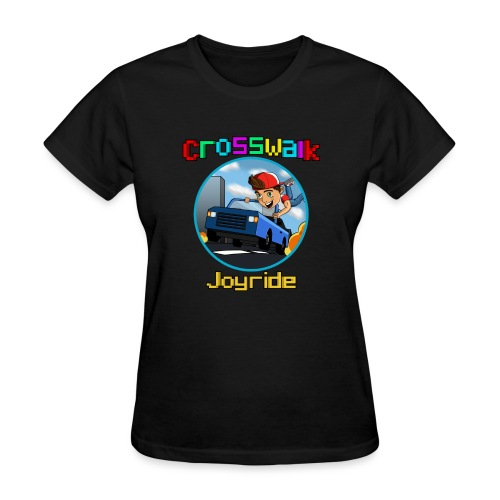 Crosswalk Joyride - Women's T-Shirt