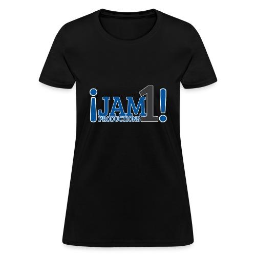 Jam1 Productions & Services LLC Online LogoSpanish - Women's T-Shirt