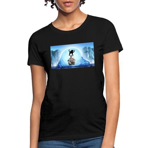 Master Of Elements - Women's T-Shirt