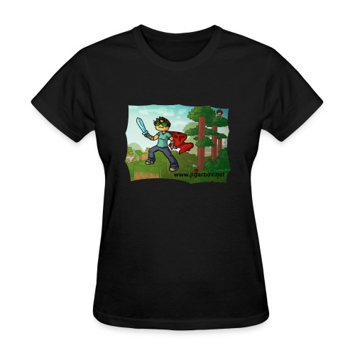 Jigarbov Adventure - Women's T-Shirt