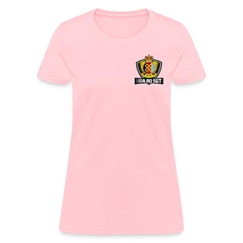 HRQ RQ Sgt No Text - Women's T-Shirt