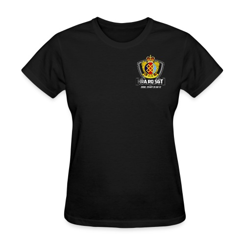 HRA RQ Sgt 0009E - Women's T-Shirt