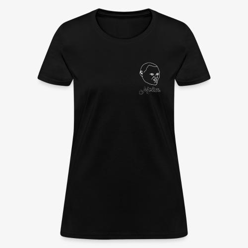 BaseMolHeadw png - Women's T-Shirt