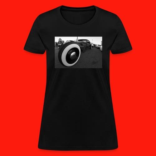 Hot Rod - Women's T-Shirt