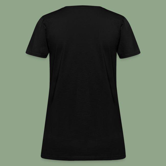 Clouds Taste Satanic - Dawn Logo T-Shirt