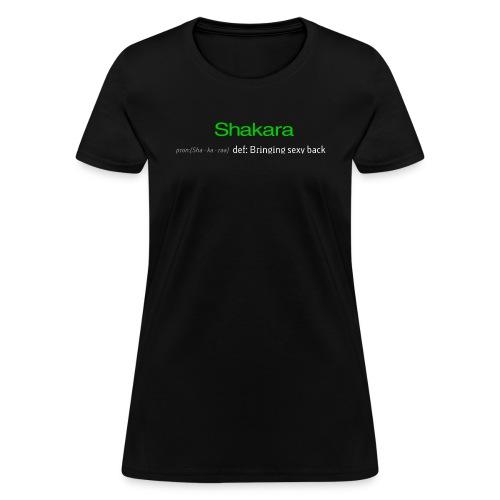 shakara - Women's T-Shirt