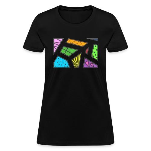 geometric artwork 1 - Women's T-Shirt