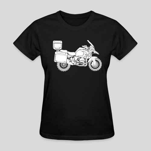 ADVENTURE MOTO - Women's T-Shirt