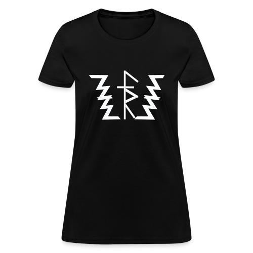 Faith Runnerz Tee Logo - Women's T-Shirt