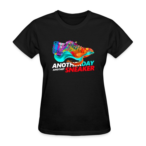 Another day another sneakers - Women's T-Shirt