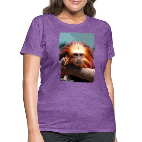Monkey On Branch - Women's T-Shirt