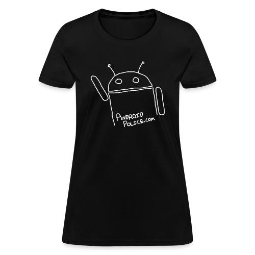 Spunks3 Design 1 Simplicity - Women's T-Shirt