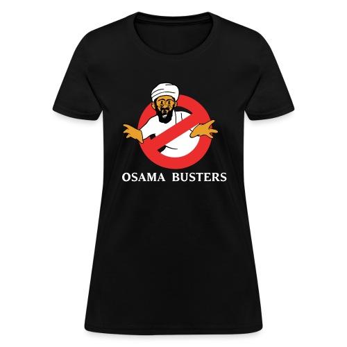 osamabusters - Women's T-Shirt
