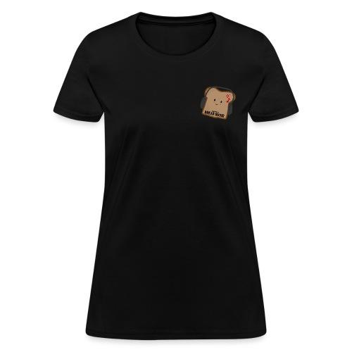 Bread Music - Women's T-Shirt