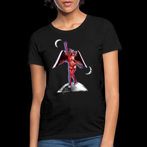 Modern Baphomet - Women's T-Shirt