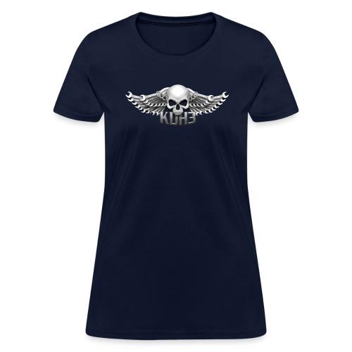 KDH3 Skull & Wings - Women's T-Shirt