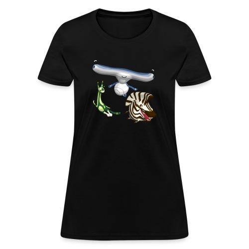 SWS Characters - Women's T-Shirt