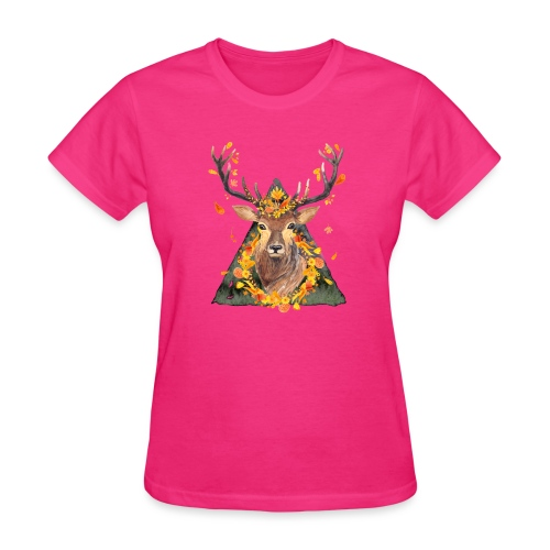 The Spirit of the Forest - Women's T-Shirt