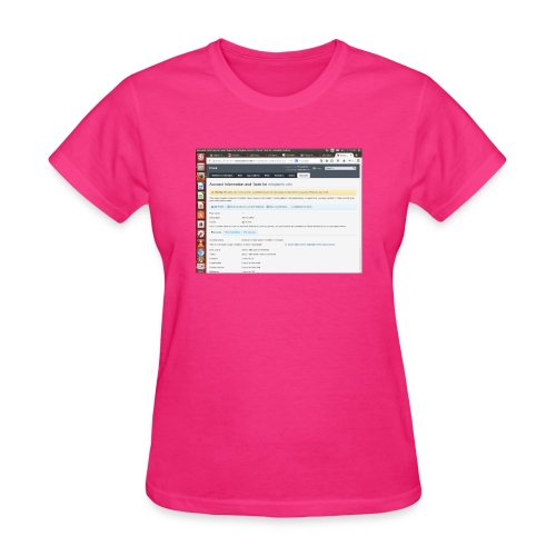 Screenshot from 2016 09 07 02 14 53 - Women's T-Shirt