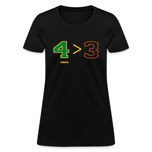 rings - Women's T-Shirt