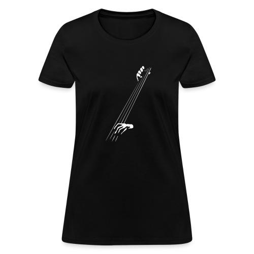 Double Bass - Women's T-Shirt