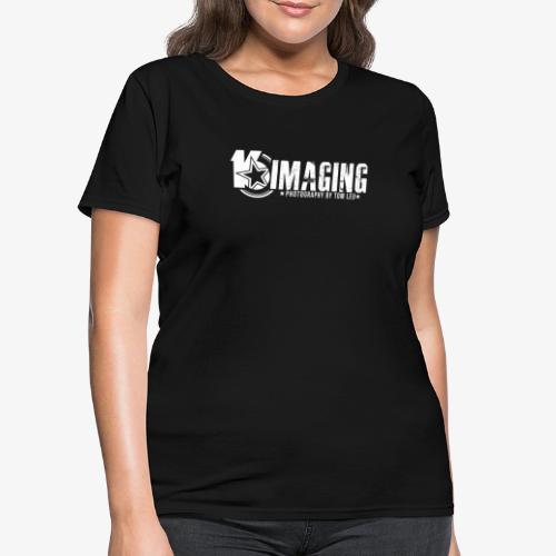 16IMAGING Horizontal White - Women's T-Shirt