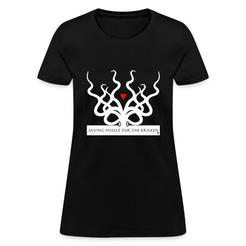 Women's Kraken Tee - Dark - Women's T-Shirt