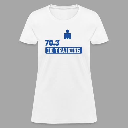 70.3 Taupo alt - Women's T-Shirt