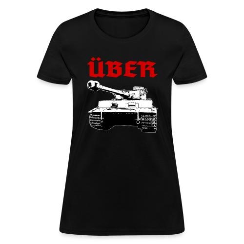 Über Tank - Women's T-Shirt