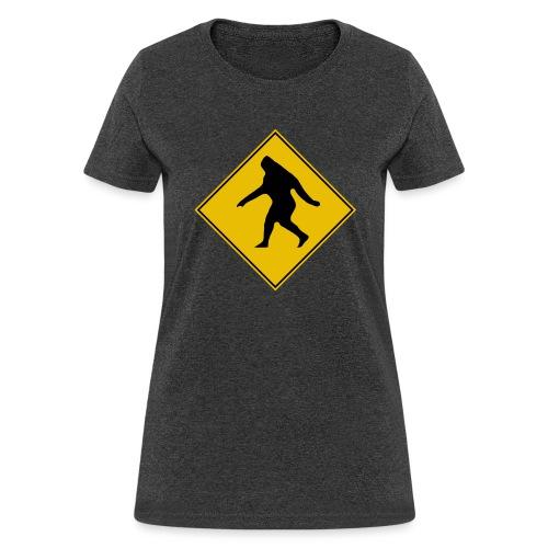 bigfootxing - Women's T-Shirt