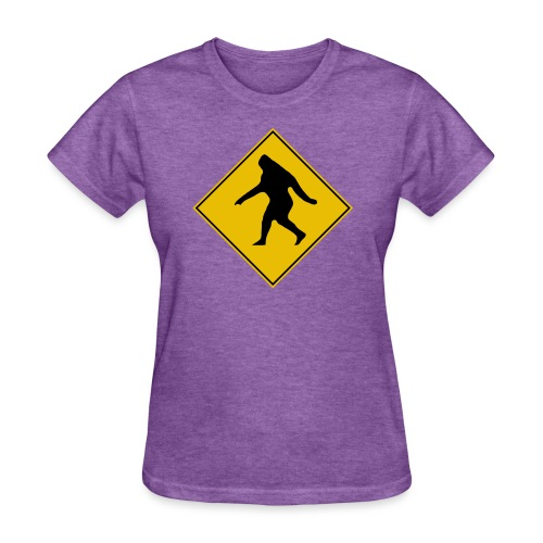bigfootxing - Women's T-Shirt