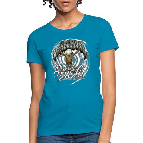 proud to misfit - Women's T-Shirt