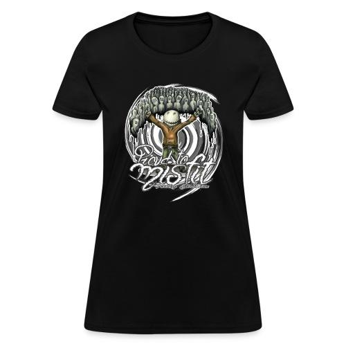 proud to misfit - Women's T-Shirt