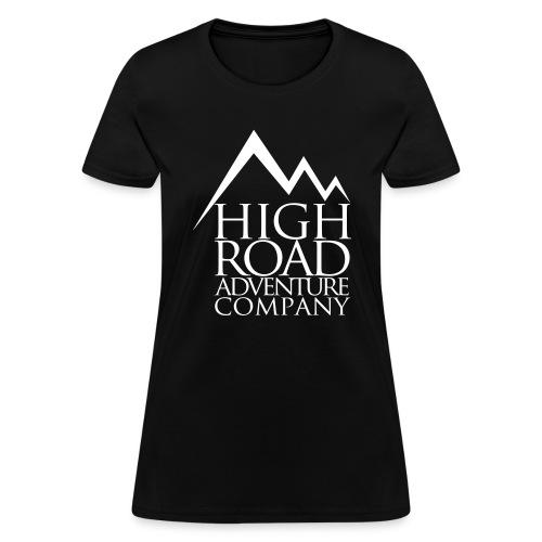 High Road Adventure Company Logo - Women's T-Shirt