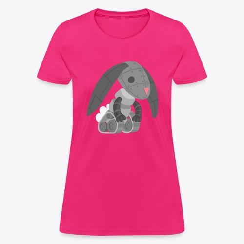 Robot Bunny - Women's T-Shirt