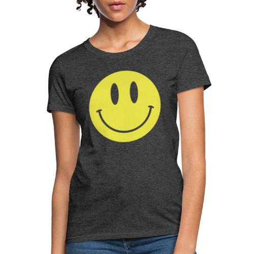 Smiley - Women's T-Shirt