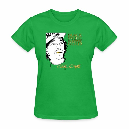 Carl Lovett Lauderdale Gold - Women's T-Shirt