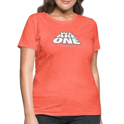 We are One 2 - Women's T-Shirt