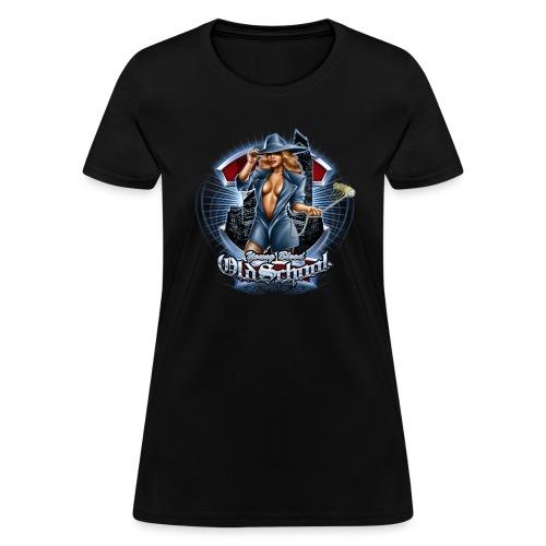 Old School by RollinLow - Women's T-Shirt