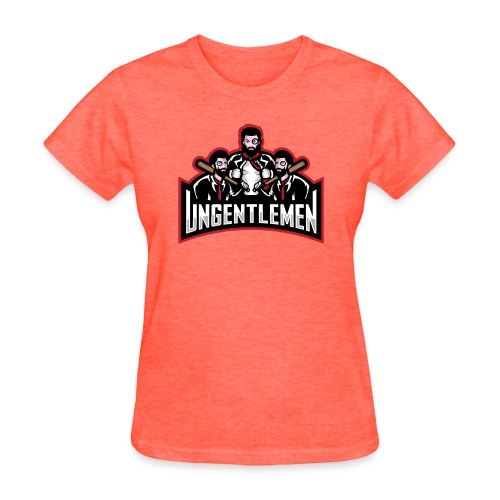 Ungentlemen Text Logo - Women's T-Shirt