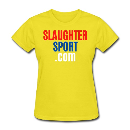 SLAUGHTERSPORT.COM - Women's T-Shirt