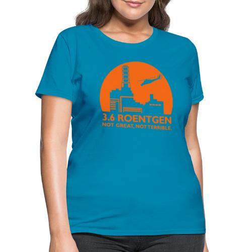 3.6 Roentgen - Women's T-Shirt