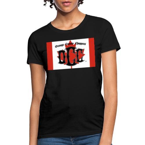 OCC Canada - Women's T-Shirt