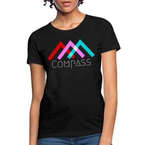 Compass - Women's T-Shirt