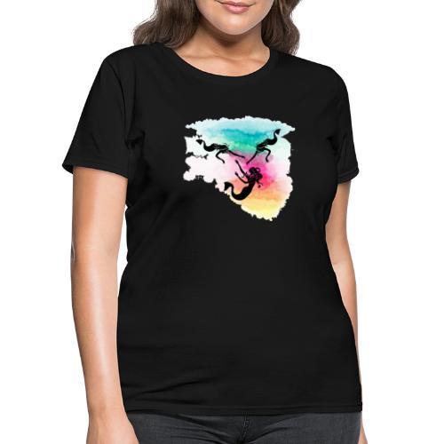 Mermaid Pod - Women's T-Shirt