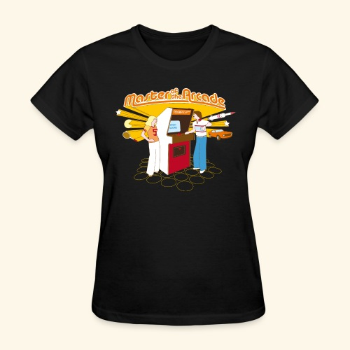 Master of the Arcade - Women's T-Shirt