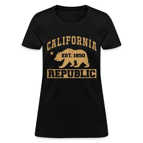 California Republic - Women's T-Shirt